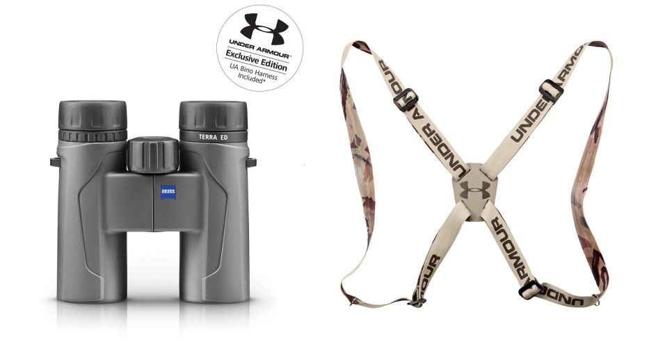 Zeiss Terra 8×32 ED Under Armour Edition Binoculars