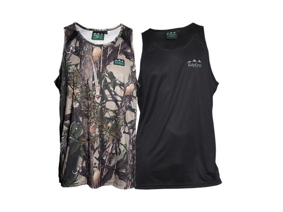 Ridgeline Mens Breeze Singlet