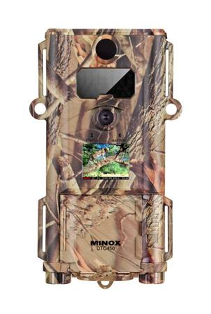 Minox Trail Camera DTC 450 Slim - Camo