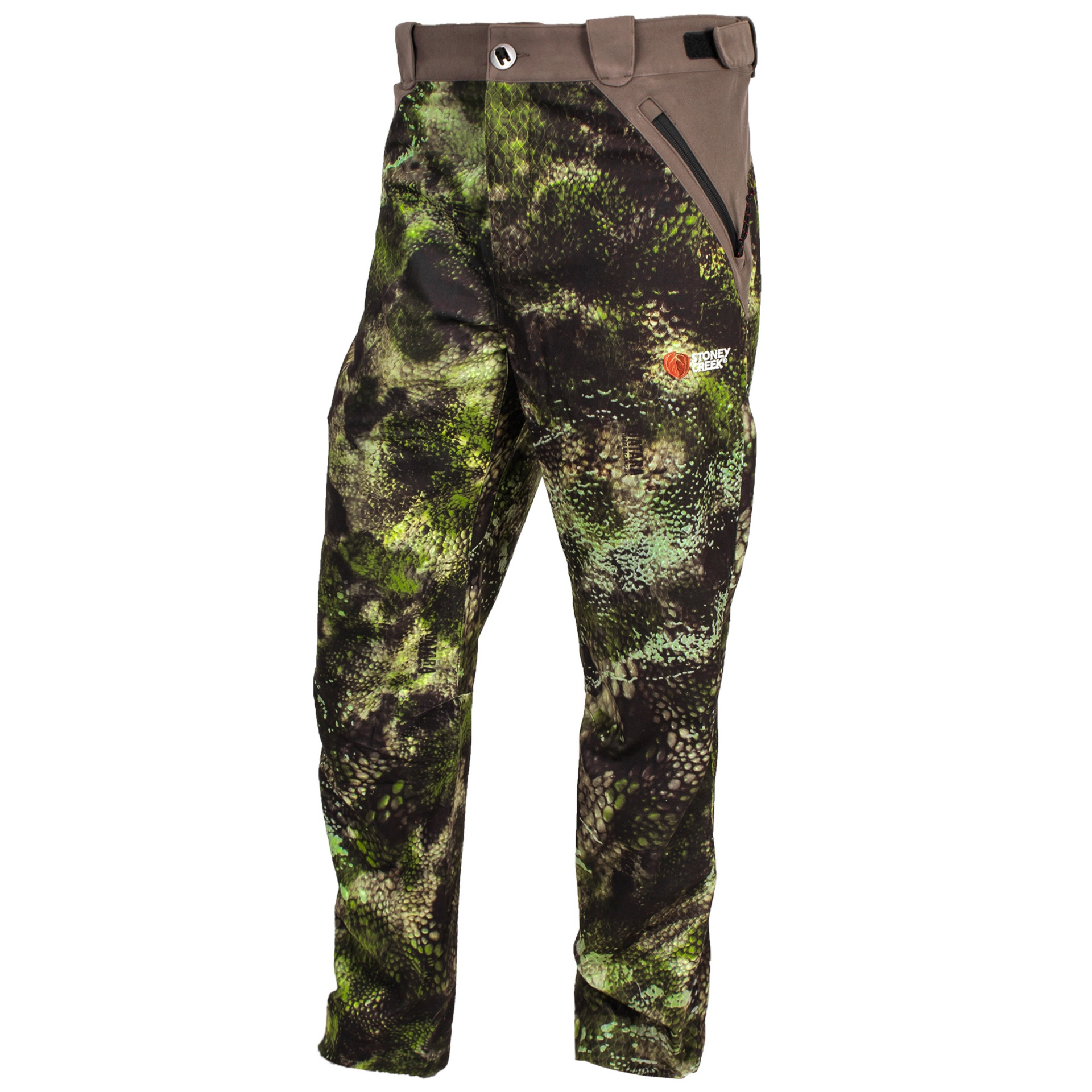 Stoney Creek Microtough Trousers - Tuatara Forest