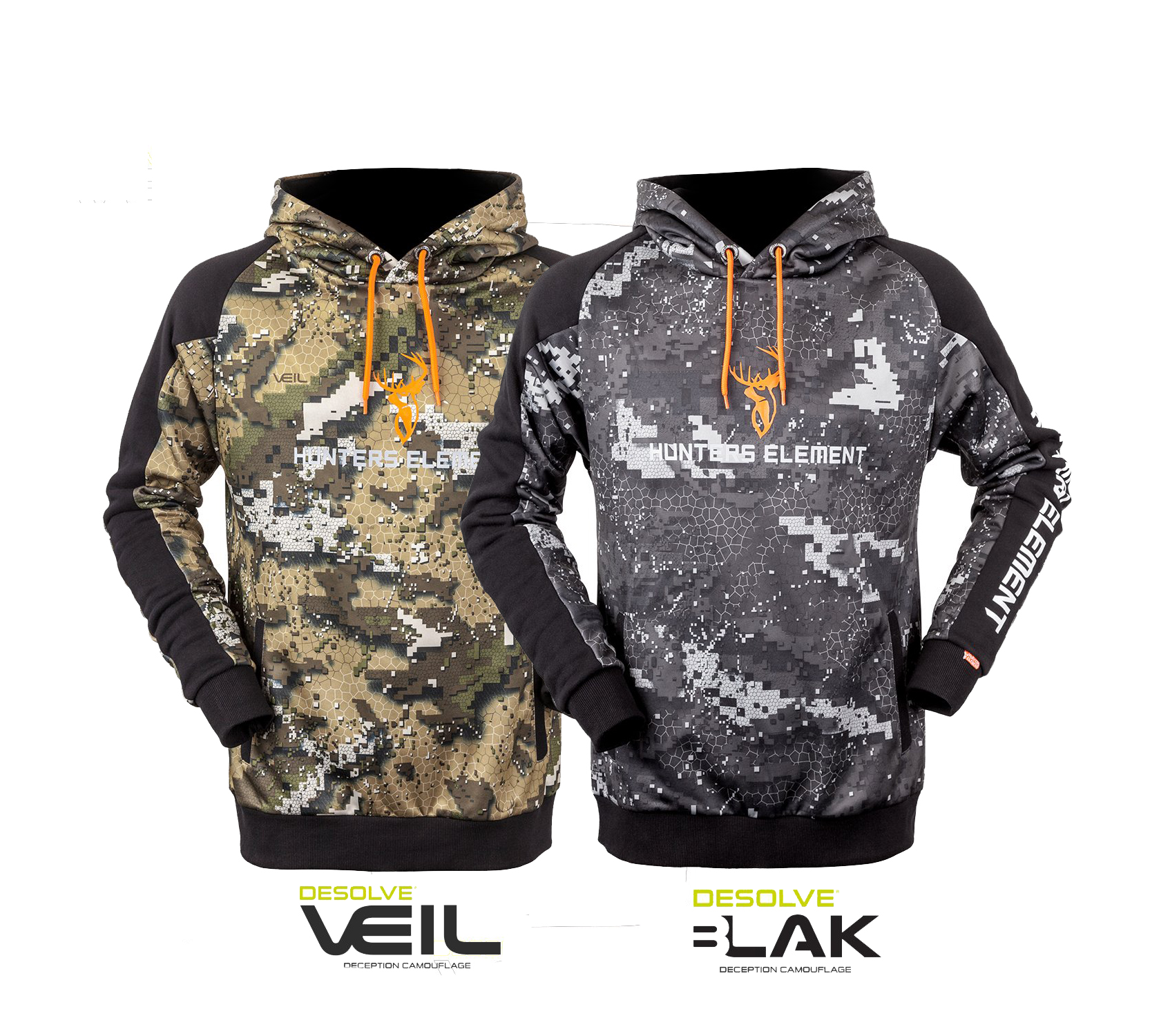 Hunters Element Tungsten Hoodie