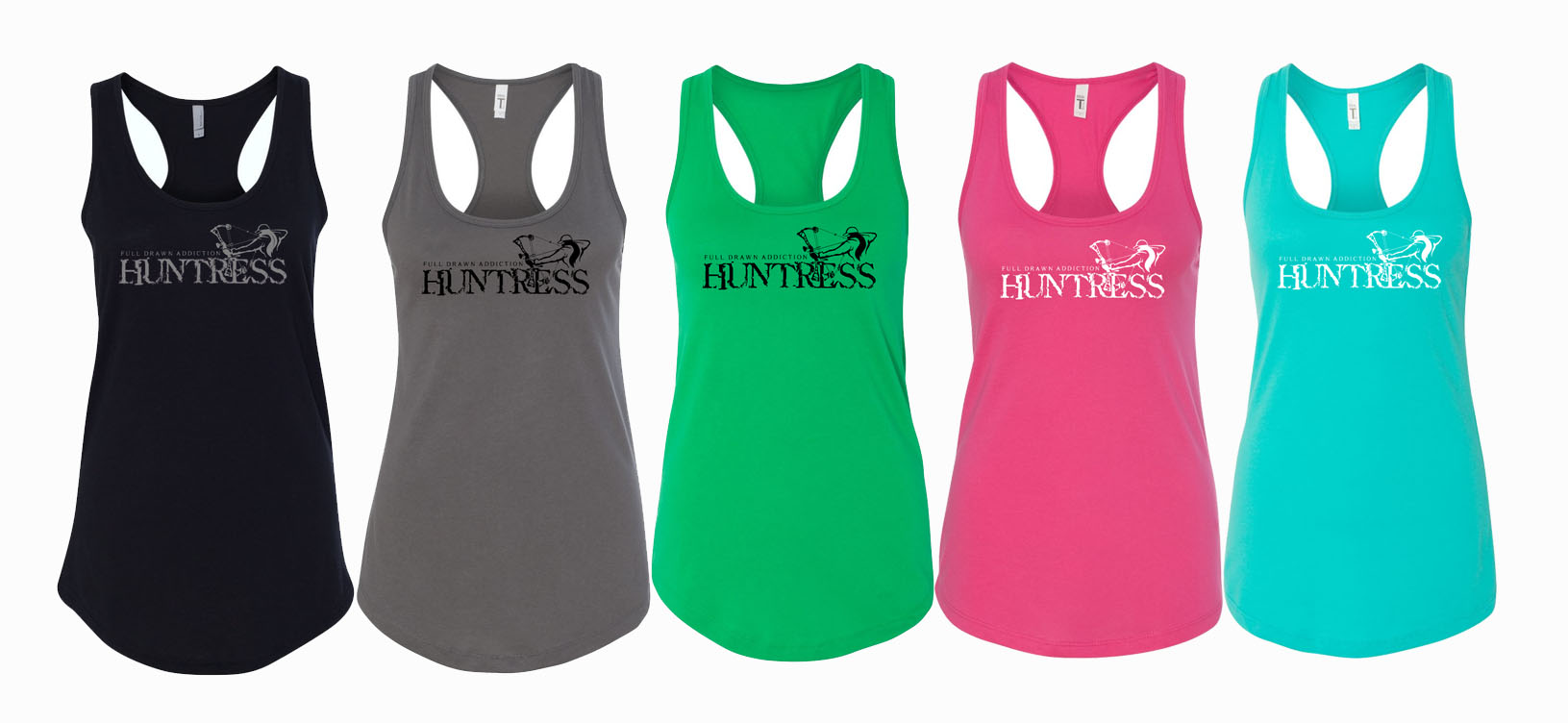 FDA Huntress Racer Back Tank