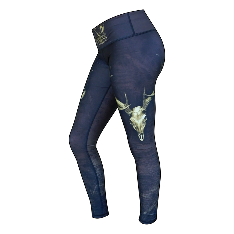 FDA Huntress Brown Buck Leggings
