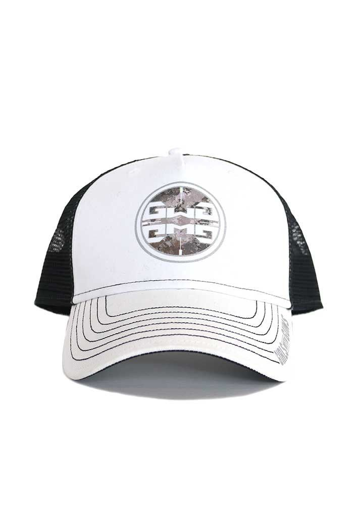 GWG Athletic Hat - White