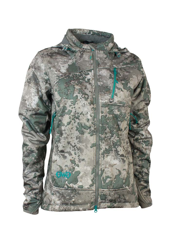GWG Artemis Softshell Jacket - Shade