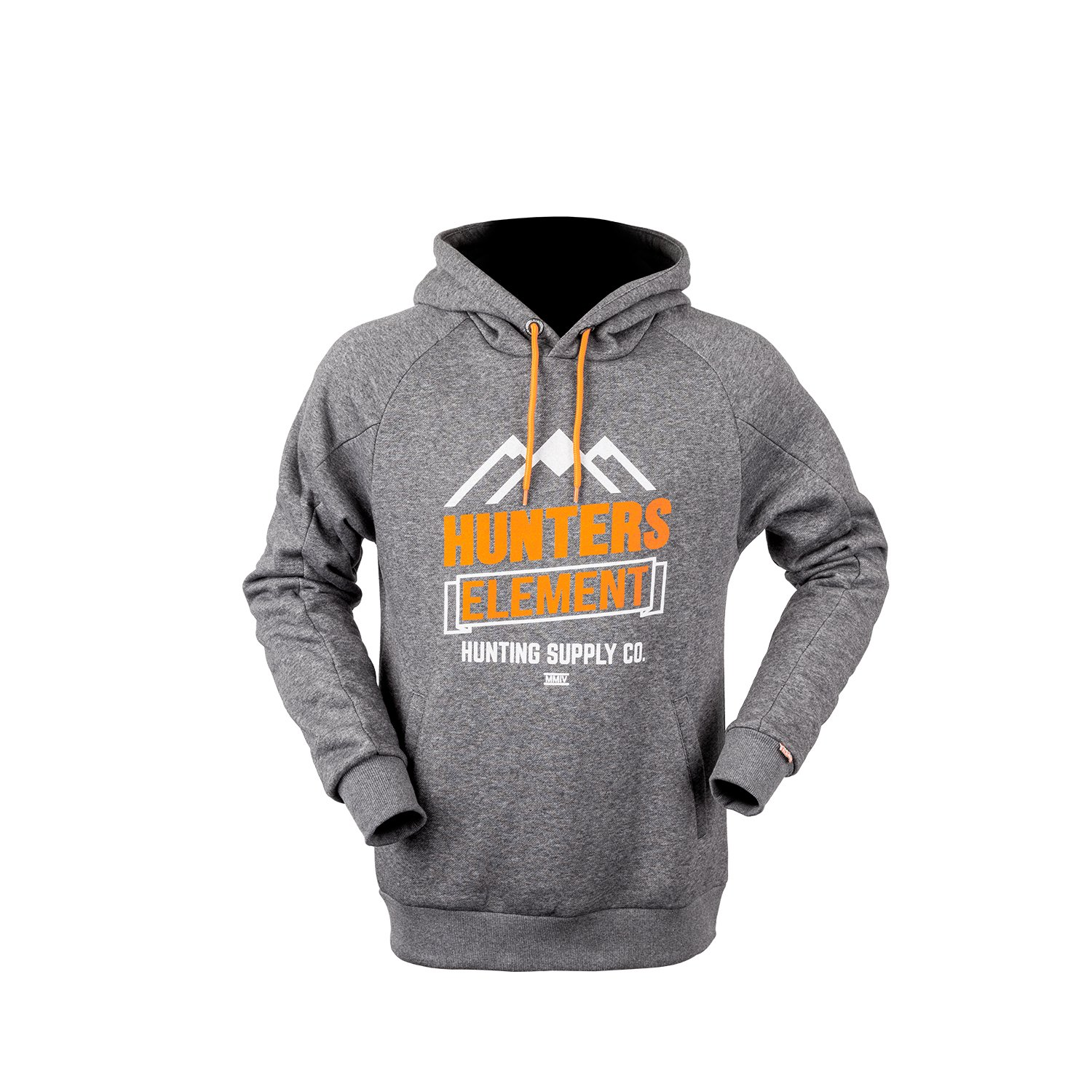 Hunters Element Vista Hoodie - Grey
