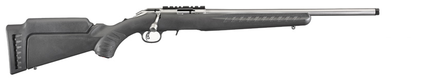 Ruger American 22Mag Rimfire Stainless 18