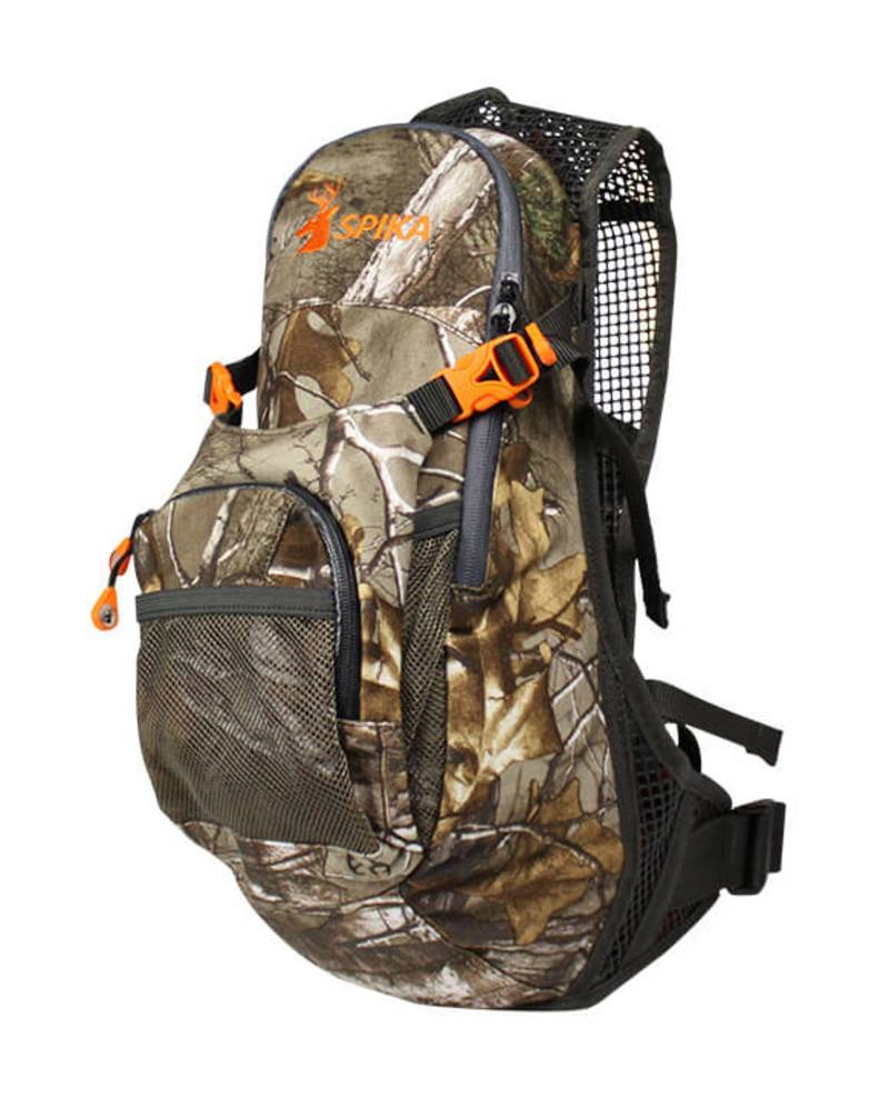 Spika Hydro Hunter 8L Backpack with 2L Hydration Bladder