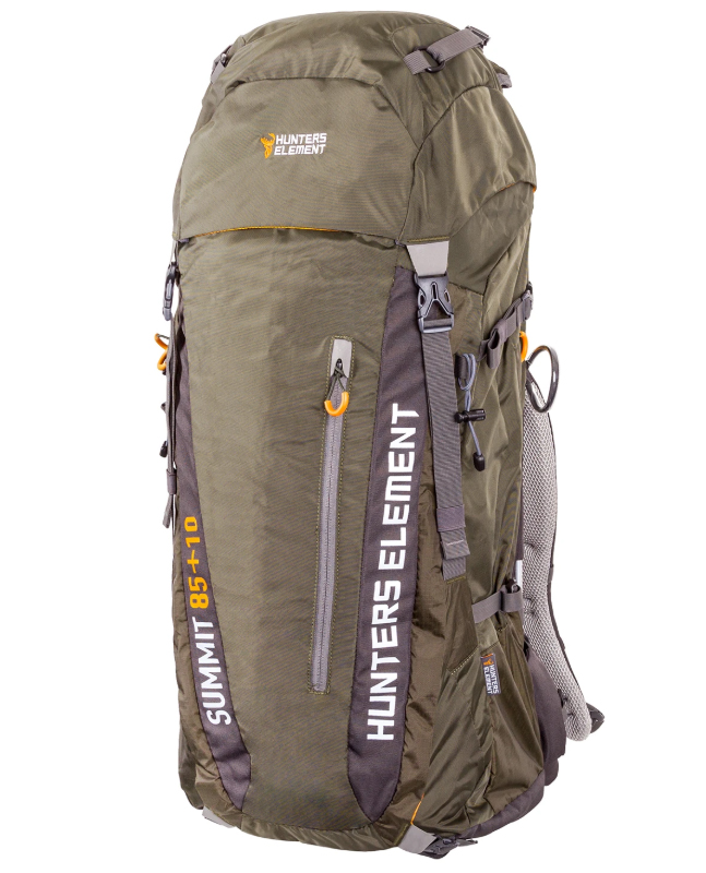 Hunters Element Summit Pack 65L or 85L - Forest Green