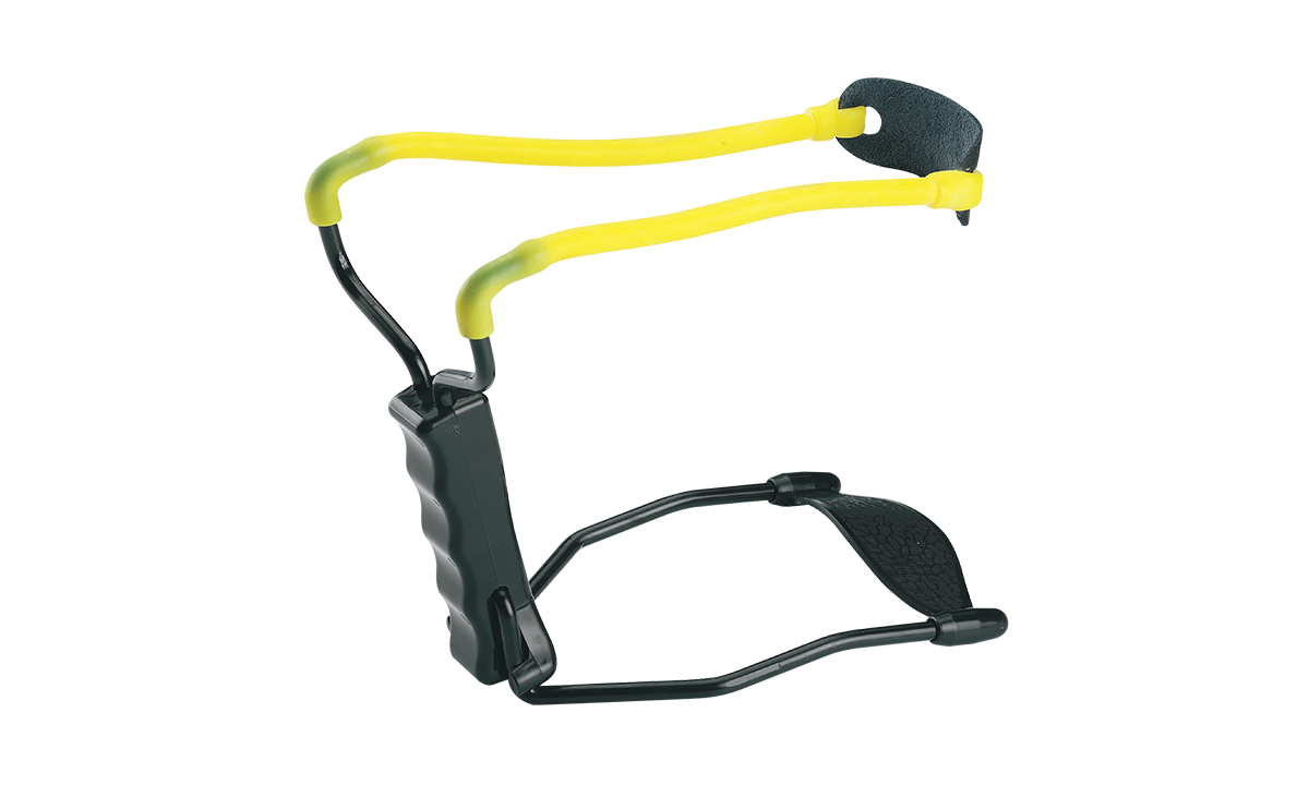 Mankung Economy Slingshot with Arm Guard