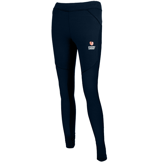 Stoney Creek Women's SC Active tights - Dark Navy