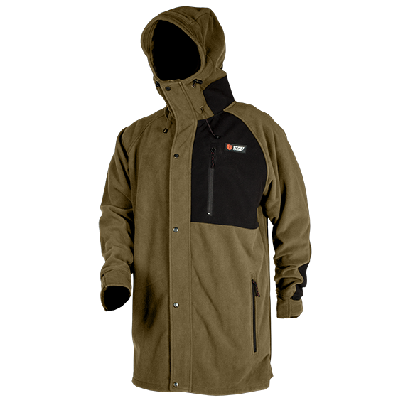 Stoney Creek Fortitude Full Zip Jacket - Tundra