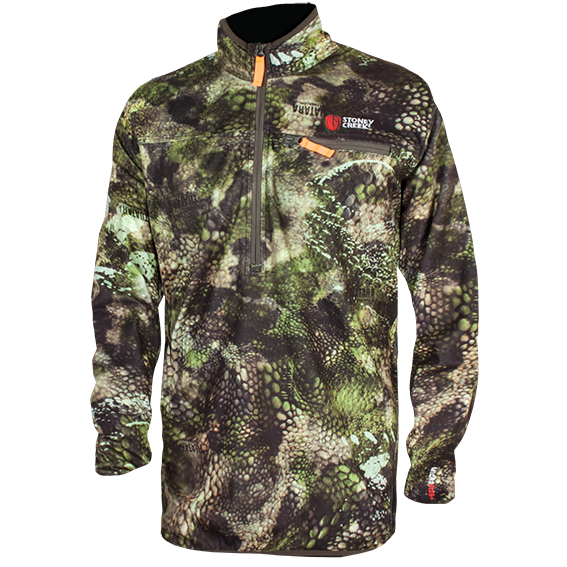 Stoney Creek Microplus Long Sleeve Top - TCF