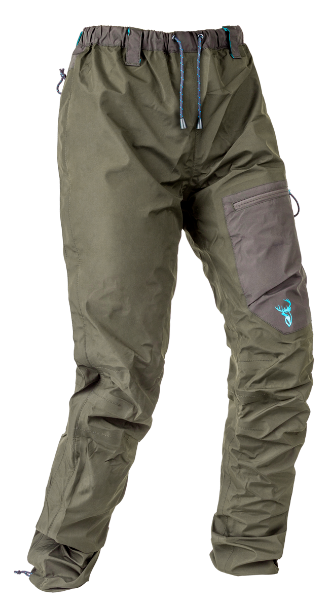 Hunters Element Women's Obsidian Trouser - Forest Green