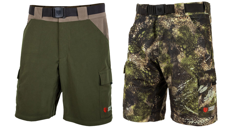 Stoney Creek Microtough Cargo Shorts