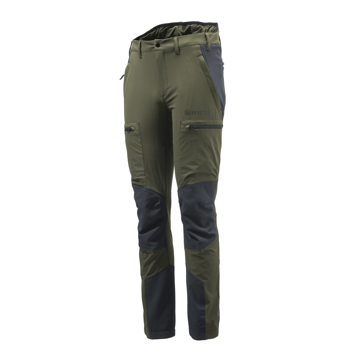 Beretta 4 Way Stretch Pants - Green