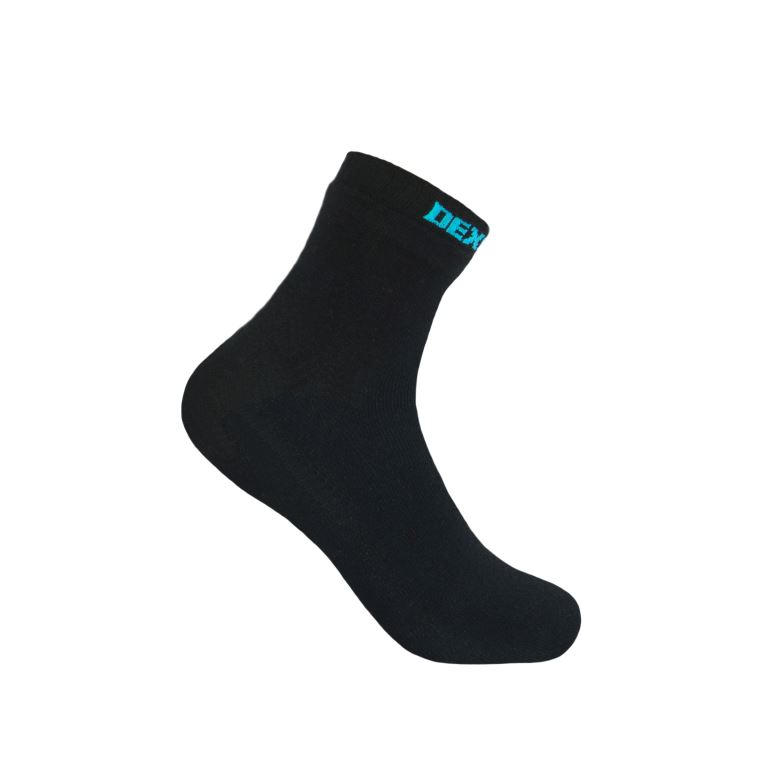 Dexshell Waterproof Ultra Thin Socks - Black