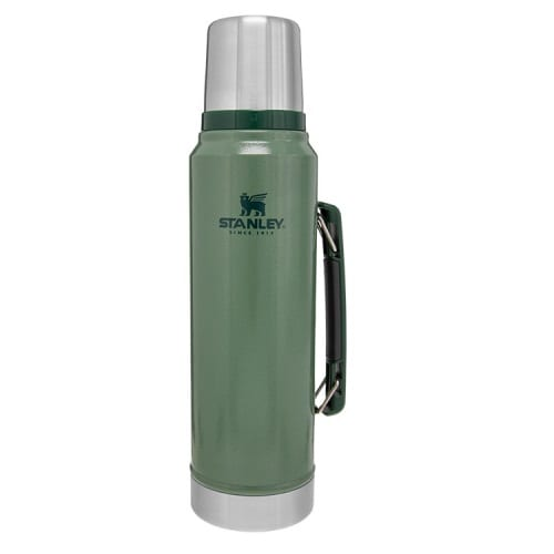 Stanley Classic Flask 1.0L/1.1qt Bottle - Green
