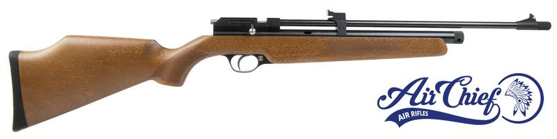 Air Chief .22 Rapid Repeater CO2 Air Rifle