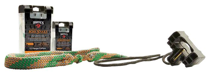 Hoppes Bore Snake Den with Reusable Carry Case