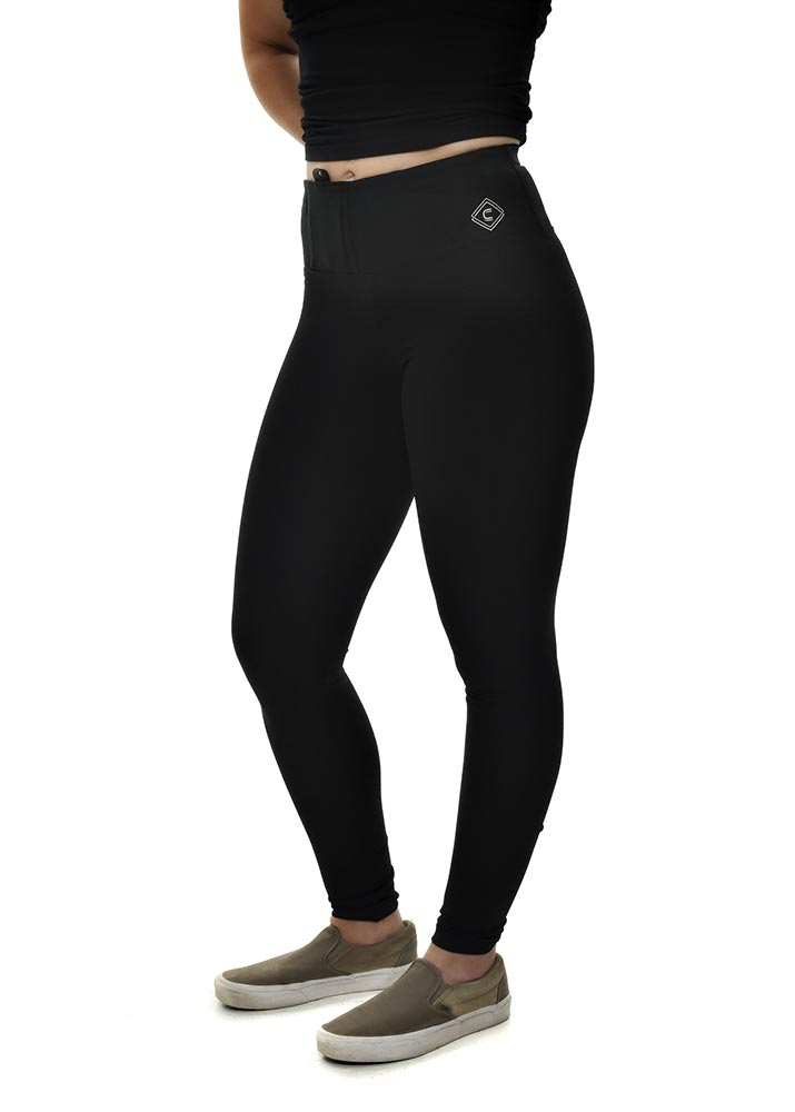 GWG Defender Leggings - Black